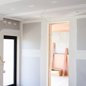 gib fixing and gib stopping - interior plastering new plymouth