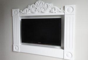 Ornamental Plastering Fireplace
