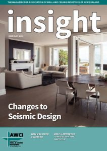 Association of Wall and Ceiling Industries NZ Insight Magazine June 2017