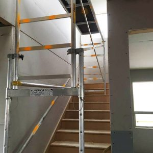 safety first - interior plasterers