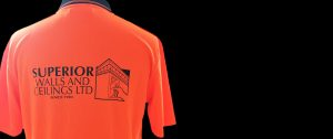 Superior Walls and Ceilings - High Vis Gear